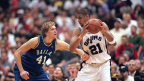 Tim Duncan and Dirk Nowitzki: The Last of a Dying Breed?
