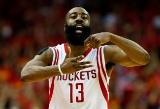 Los Angeles Clippers v Houston Rockets - Game Seven