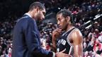 Kawhi Leonard Continues Duncan/Robinson Legacy…